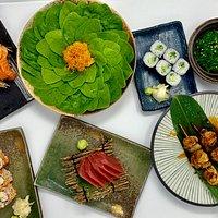 Izakaya dining