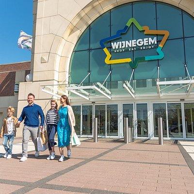 Een inkom van Wijnegem - Shop Eat Enjoy