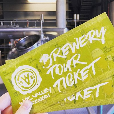 Brewery Tours - Ring for dates and timings