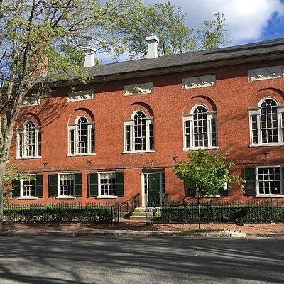 Hamilton Hall exterior