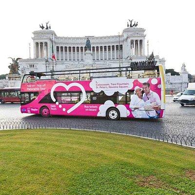 Bus - Piazza Venezia