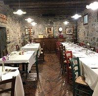 Taverna al piano inferiore