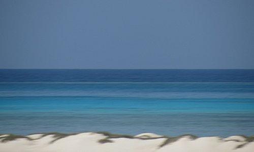 piccole dune bianche