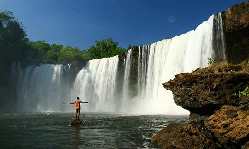 Cachoeira do São Romão - Parque Nacional da Chapada das Mesas