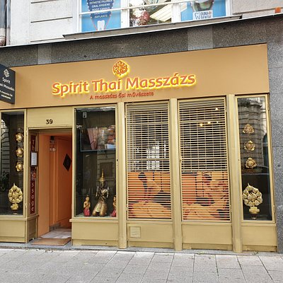 Spirit Thai Massage NEW entrance
