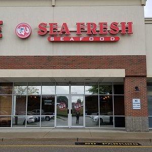 Sea fresh seafood restaurant