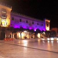 Palazzo ducale D'Ayala Valva