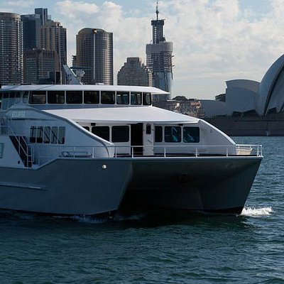 We can pick you up from locations all over Sydney Harbour
