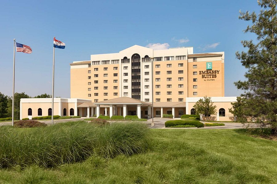 Embassy Suites By Hilton Kansas City International Airport 109 1 4 7 Updated 2020 Prices Hotel Reviews Mo Tripadvisor