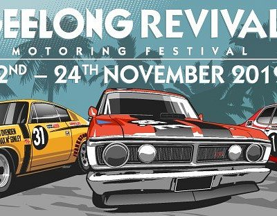 Geelong Revival Motoring Festival 2019