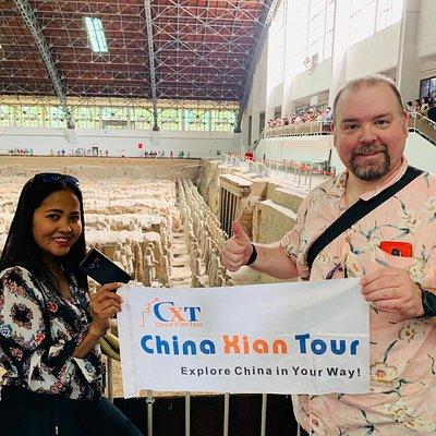 China Xian Tour
