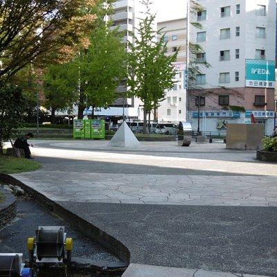 藤田公園の風景