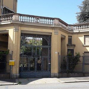 Il bel cancello