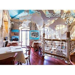Порадуйте себя и друзей потрясающей кухней и незабываемой обстановкой в Арт-кафе Маяк13! Icheri Sheher, Kichik Qala 54, +994(77) 505 03 04