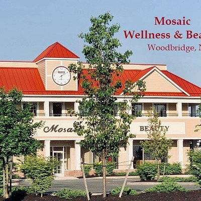 Mosaic Salon and Spa is now in WOODBRIDGE!