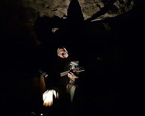 Rabbi Shimon Bar Yochai Cave in Peqi'in.