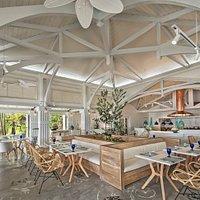 Citronella's Beach Lounge Restaurant Interior