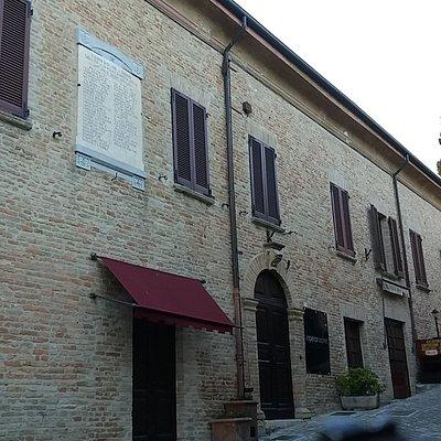 Palazzo Rubini Vesin - facciata esterna