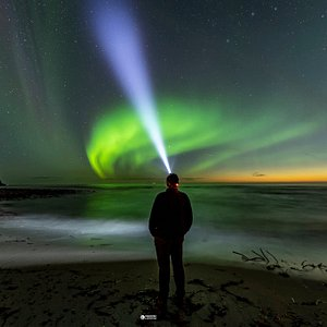 Photo by the Aurora Jager (Odd-Petter)