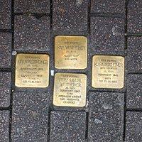 Memory Stones in Heidelberg