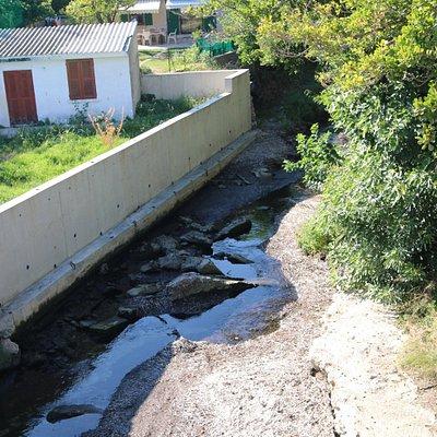 Le ruisseau du port