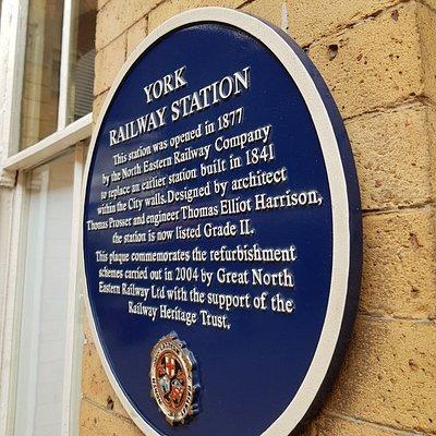 Great plaque