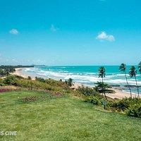 No Coco Verde Mirante de Itapuama você irá apreciar a vista de toda a extenção da praia de Itapuama até a praia do Paiva