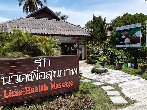 Luxe massage