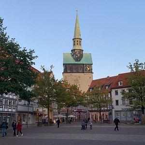 St Aegidien Marktkirche in Osterode