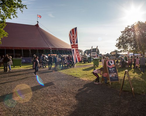 A glorious evening at the Royal Bath & West Show 2019