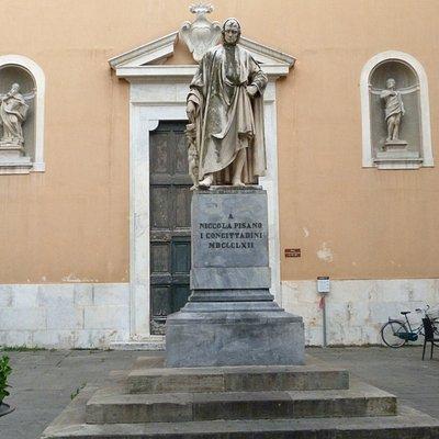 Veduta del monumento