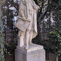 Monument to Lodewijk Van Bodeghem
