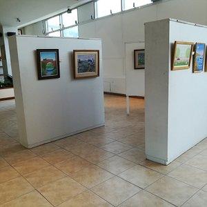 Muestra de Arte Naif en Esquel, Museo de Arte Naif Esquel. Excelente espacio. Felicitaciones!!!!