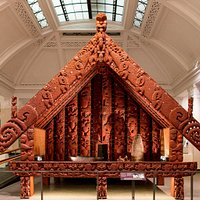 Maori Court houses one of the finest Maori collections in the world