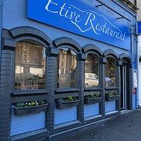 Etive Restaurant land and sea special tasting menu