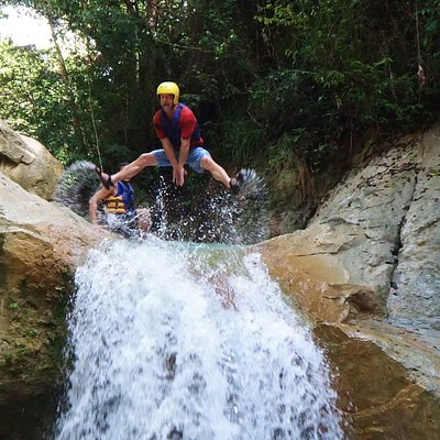 27 Waterfalls of Damajagua! Do it! Ya Know Ya Wanna!