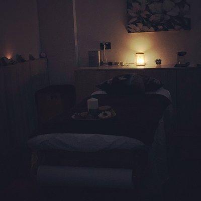 Cabina massaggi e trattamenti corpo