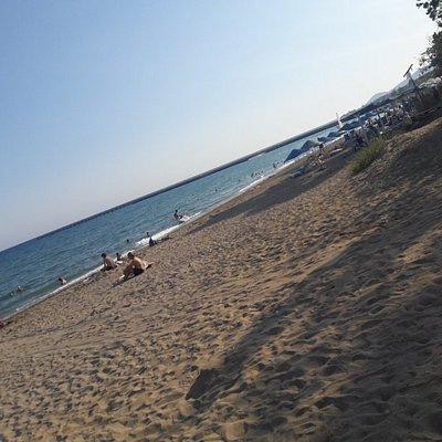 Rauf Denktaş Park Plaj
