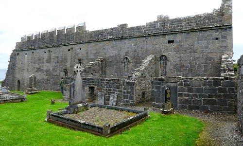 Buitenkant abbey