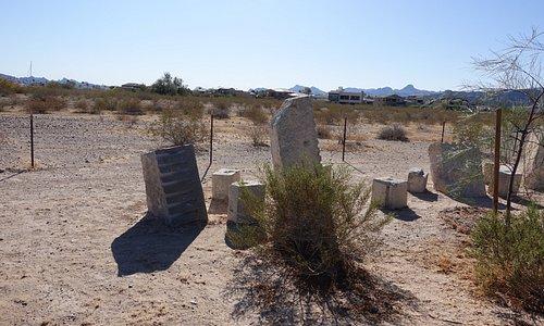 Granite plinths are nature's public art gift