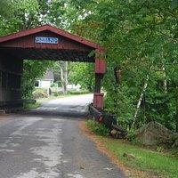 Stowell Road Covered Bridge