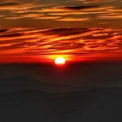 sandakfu sunrise Nov 1 2019