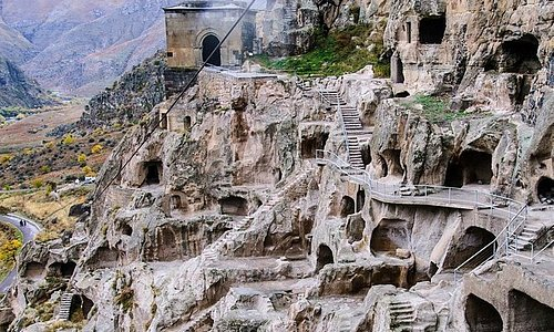 Vardzia and Rabati Fortress Day Tour