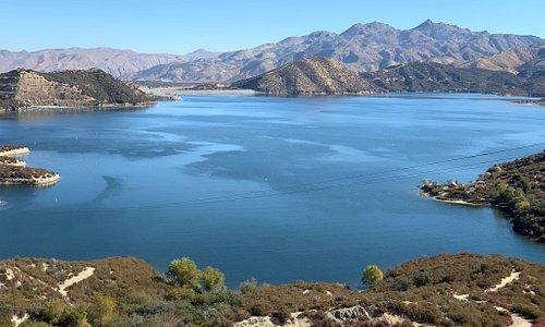 Silverwood Lake, CA — 10.31.19