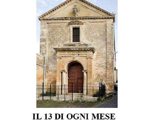 Chiesa SS Annunziata Vizzini