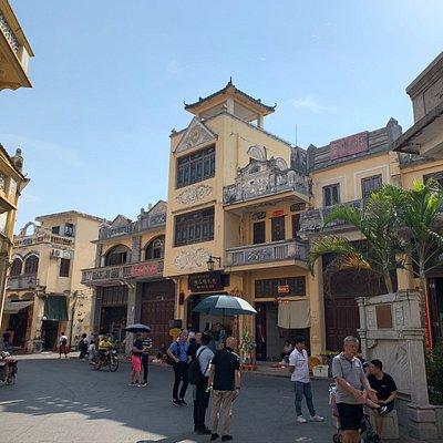 Interesting old street