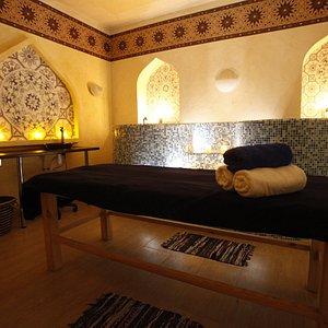 Турецкий зал в салоне Органик Спа