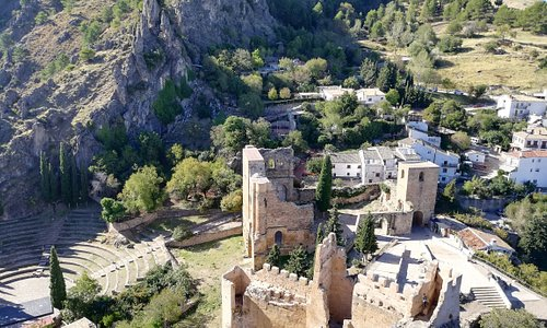 Vista del complejo desde la torre