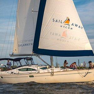 50 Foot Sailing Yacht