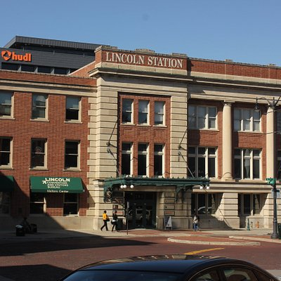 Lincoln Station in the Haymarket district
